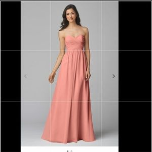 Wtoo bridesmaid dress from Watters